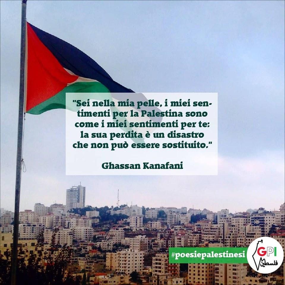 Poesie dalla Palestina: Ghassan Kanafani