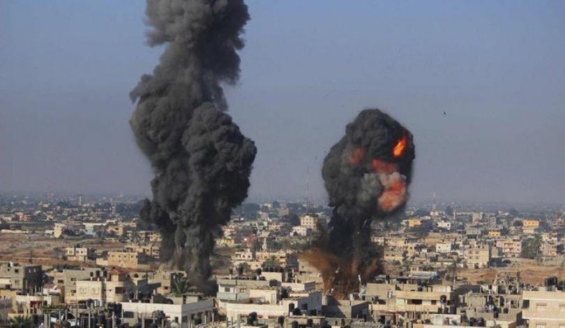 L'occupazione riprende gli attacchi su Gaza con una serie di incursioni