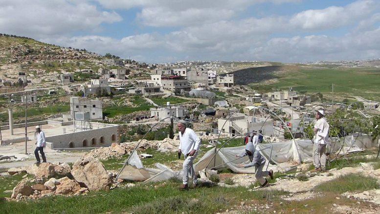 Su un punto il diritto internazionale è chiaro: le colonie israeliane sono illegali