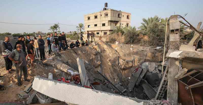 Aggressione israeliana sulla Striscia di Gaza: statistiche