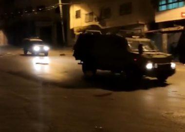 L'esercito israeliano ferisce 26 Palestinesi a Nablus