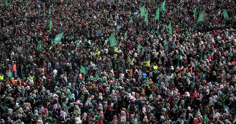 Hamas rinnova promessa di liberare Palestina dall'occupazione