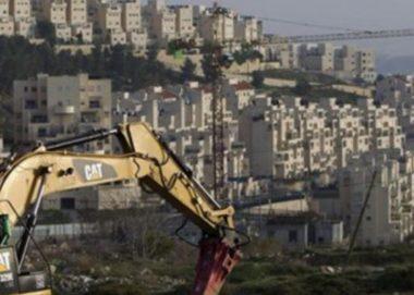 Israele ha intenzione di confiscare terre palestinesi per espandere strada per soli coloni
