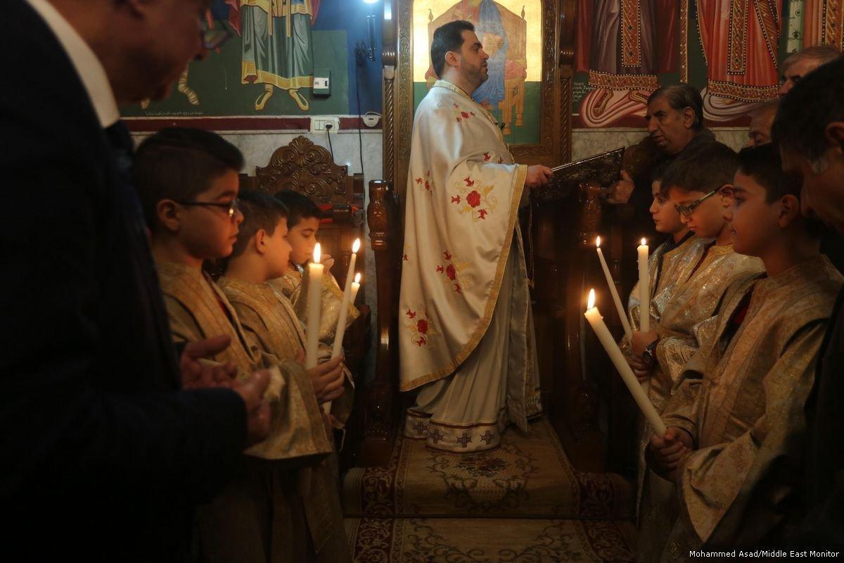 Israele crea divieti di sicurezza contro bambini cristiani di Gaza