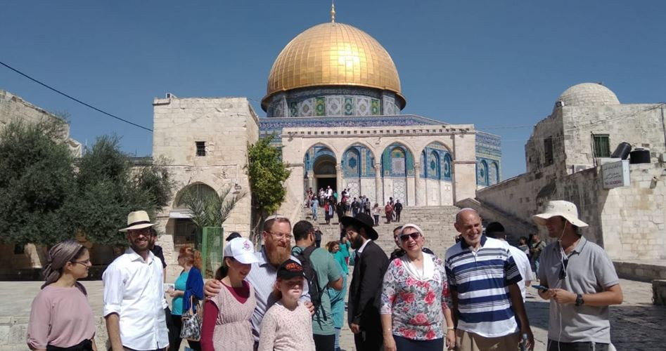 HCHR chiede la fine delle violazioni contro al-Aqsa