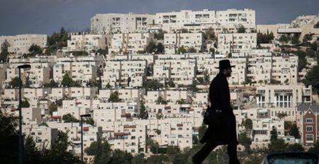 3000 nuove unità abitative coloniali saranno approvate in Cisgiordania