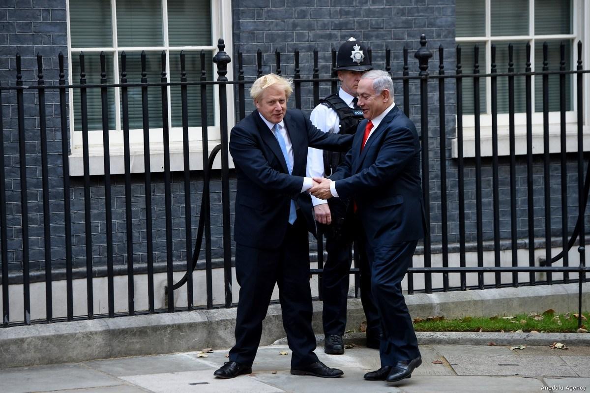 Netanyahu cancella visita a Londra a causa di problemi di sicurezza