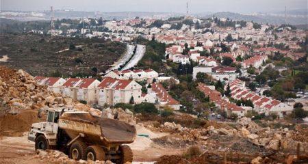 2000 nuove unità coloniali approvate in Cisgiordania