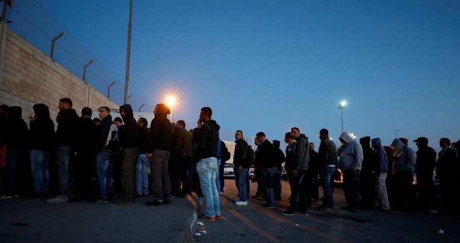 Cinque lavoratori della Cisgiordania feriti da fuoco israeliano