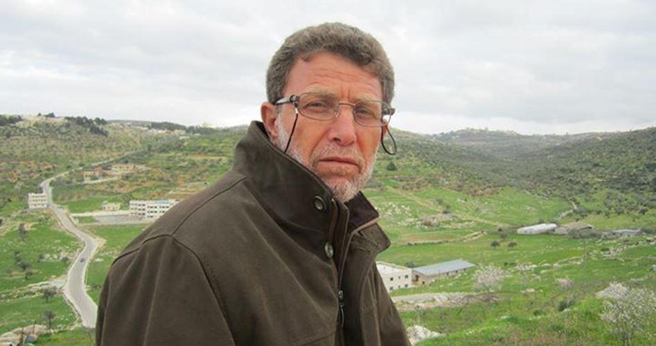 Il prigioniero politico veterano Nael al-Barghouthi, sottoposto a dure misure punitive