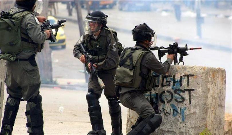 Giovane gravemente ferito dalle forze israeliane a Beit Ummar