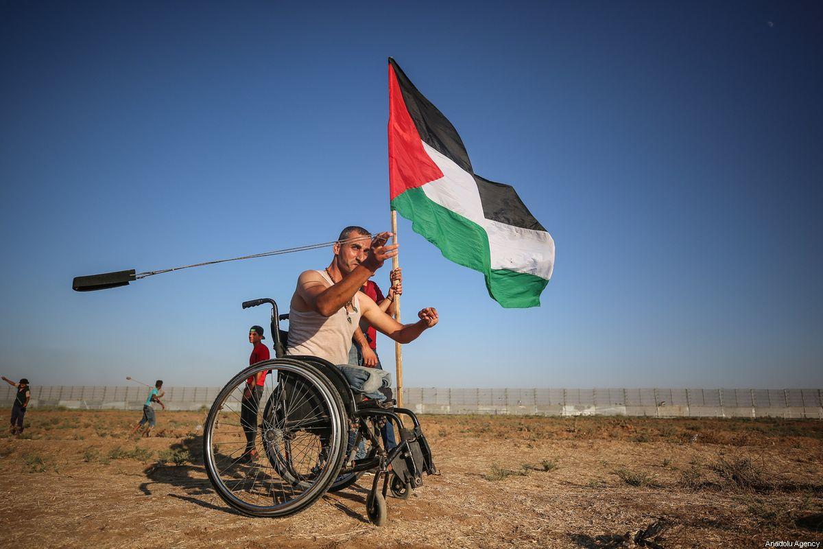 Report: 93.000 persone con disabilità in Palestina