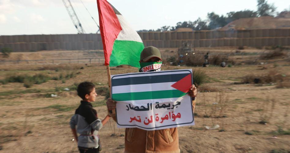 Striscia di Gaza, Grande Marcia del Ritorno, 5 Palestinesi feriti dalle IOF