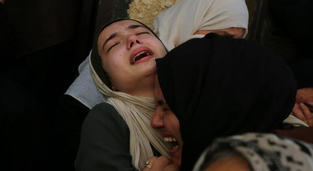 43 Palestinesi uccisi da Israele a novembre