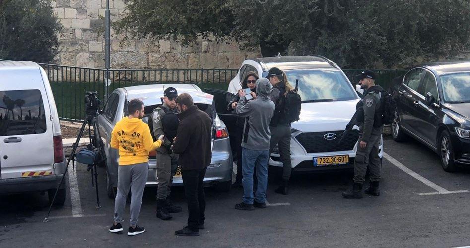 Israele e la libertà di informazione: arrestata troupe TV palestinese