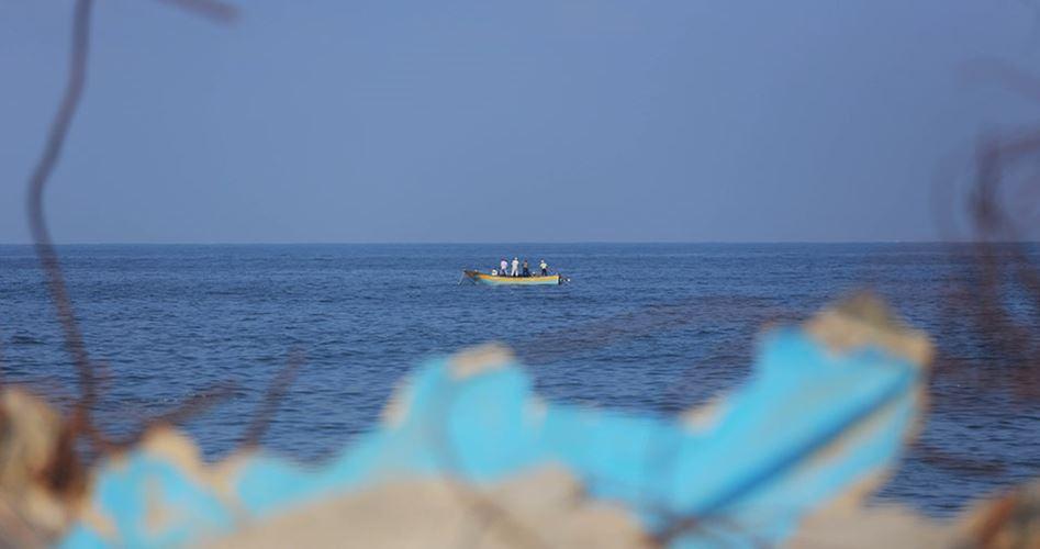 Israele riduce la zona di pesca della Striscia di Gaza