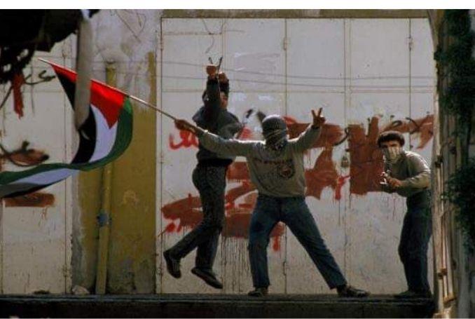 32° anniversario dalla prima Intifada palestinese