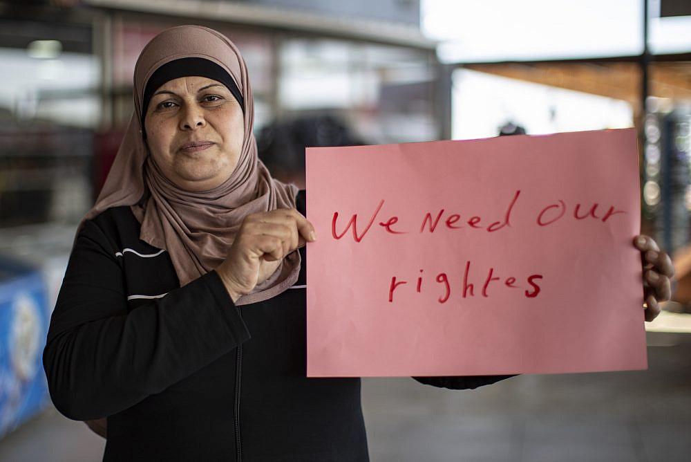 Sfruttate e sottopagate, nelle fabbriche le donne palestinesi cominciano a reagire