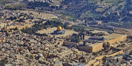 Programmate nuove operazioni allo scopo di alterare l'eredità storica di Gerusalemme