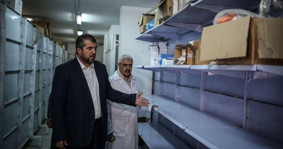 Gaza: Ramallah spedisce solo l'8% del fabbisogno annuale di medicine