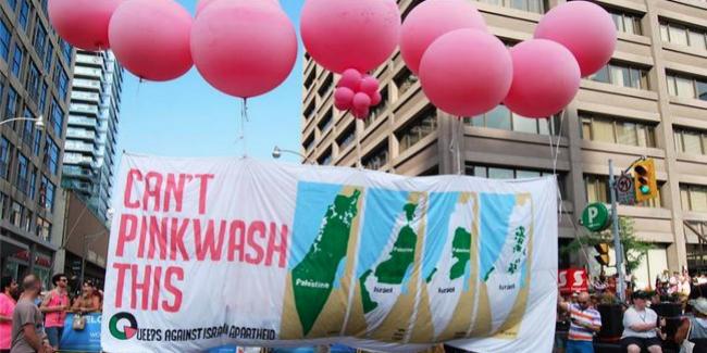 Pinkwashing nella propaganda coloniale sionista