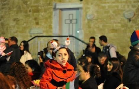 Israele impedisce ai Cristiani di Gaza di recarsi a Betlemme e a Gerusalemme per Natale