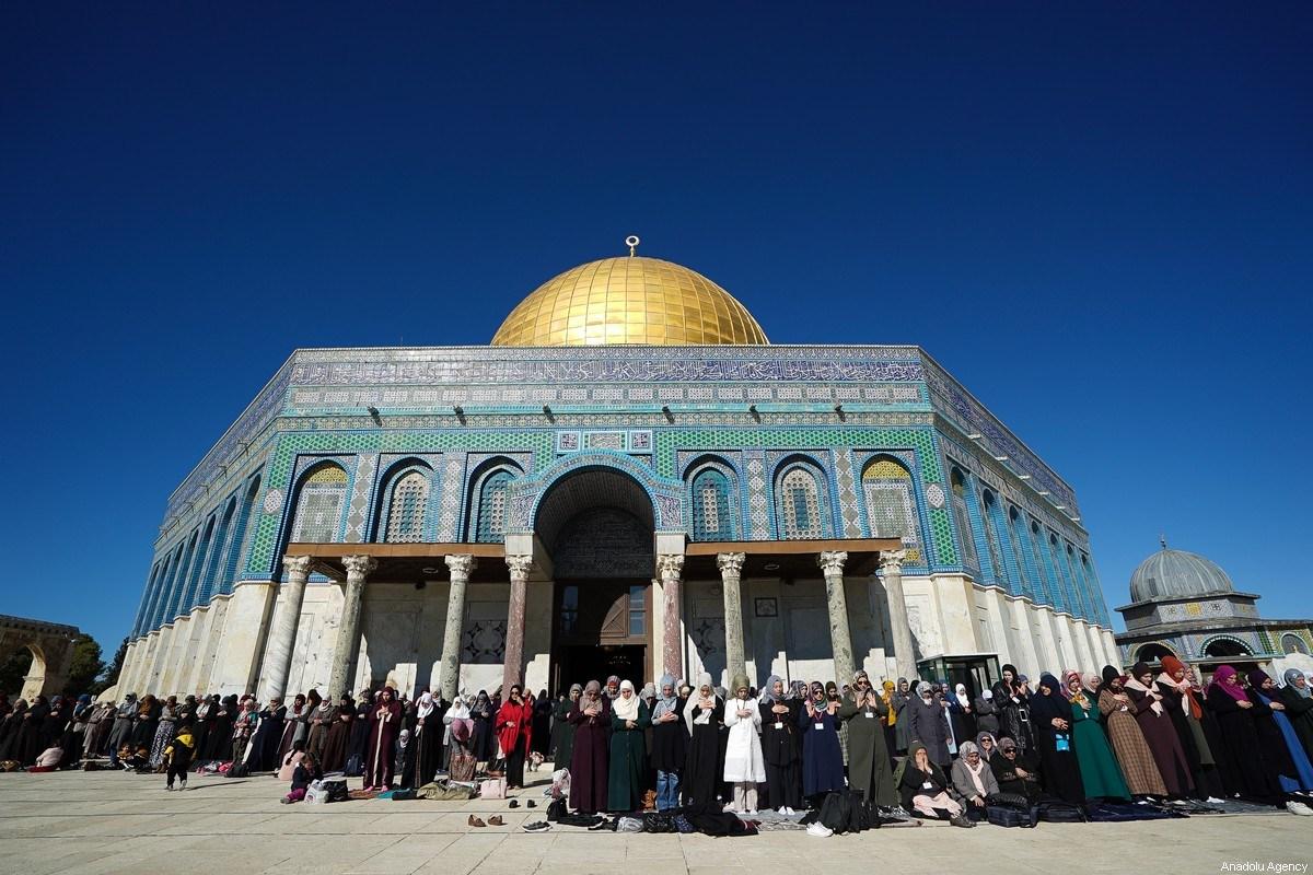 Israele vuole isolare al-Aqsa e porre fine al dipartimento per i beni religiosi islamici