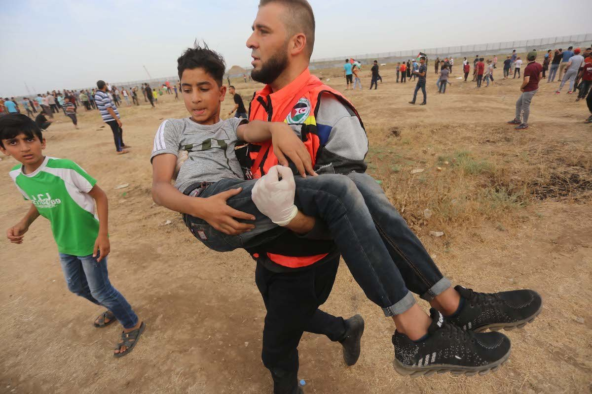 Al-Mezan: Israele ha ucciso 27 minorenni a Gaza nel 2019
