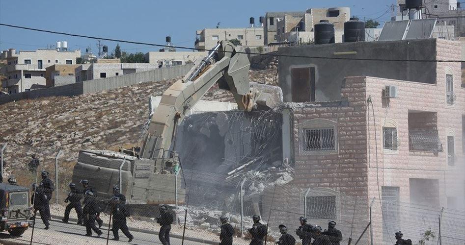 Gerosolimitano costretto a demolire la propria casa