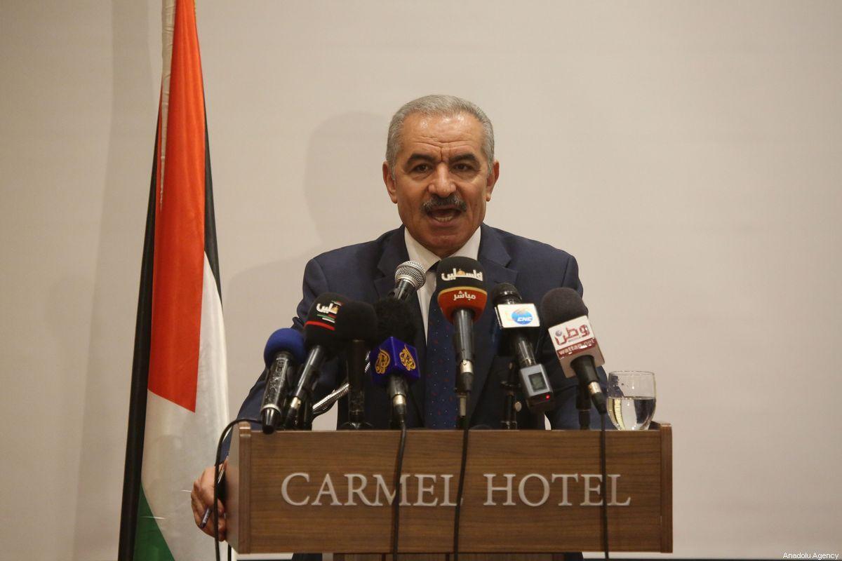 ANP realizzerà progetti per un valore di 100 milioni di dollari a Gaza e in Cisgiordania