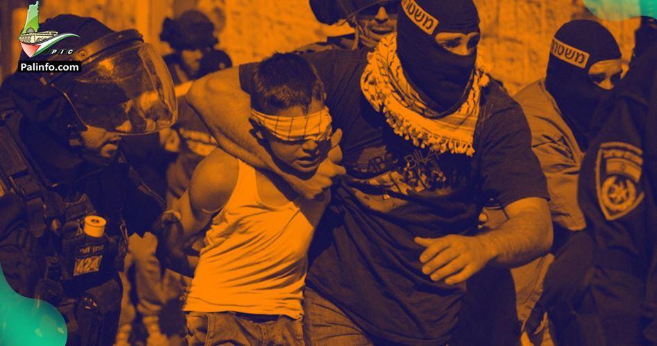 Israele separa prigionieri palestinesi minorenni dai loro rappresentanti adulti