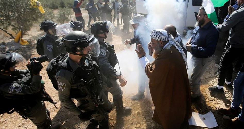 Decine di palestinesi feriti dalle IOF durante manifestazioni in Cisgiordania