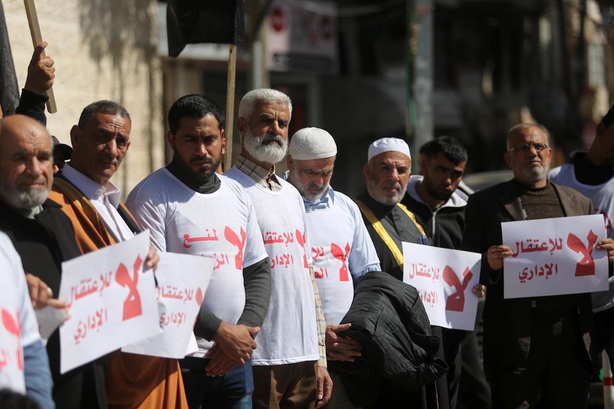 Rapporto: nel 2019 Israele ha rilasciato 1022 ordini di detenzione amministrativa