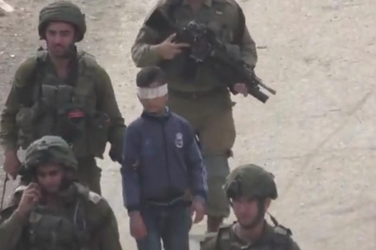 Israele detiene minorenni in celle con ratti
