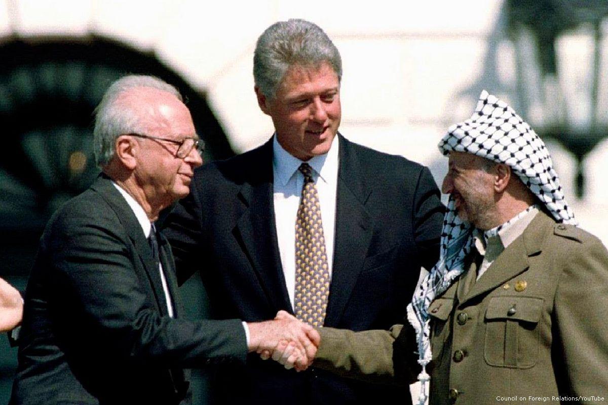 Il governo palestinese annulla accordi di Oslo del 1995
