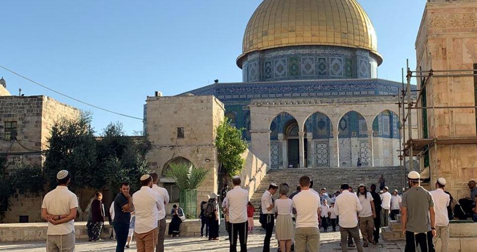 Gerusalemme, 130 coloni invadono al-Aqsa