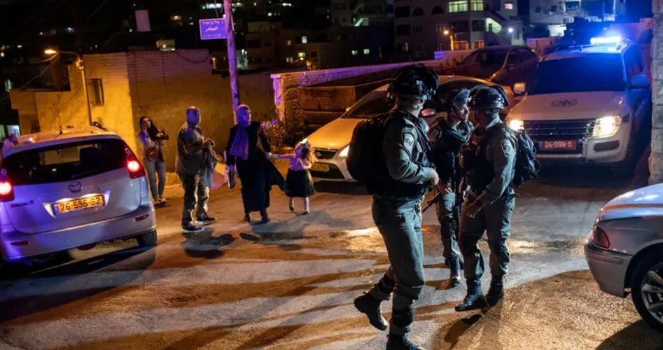 Un palestinese ferito, sei rapiti a Jenin e Gerusalemme