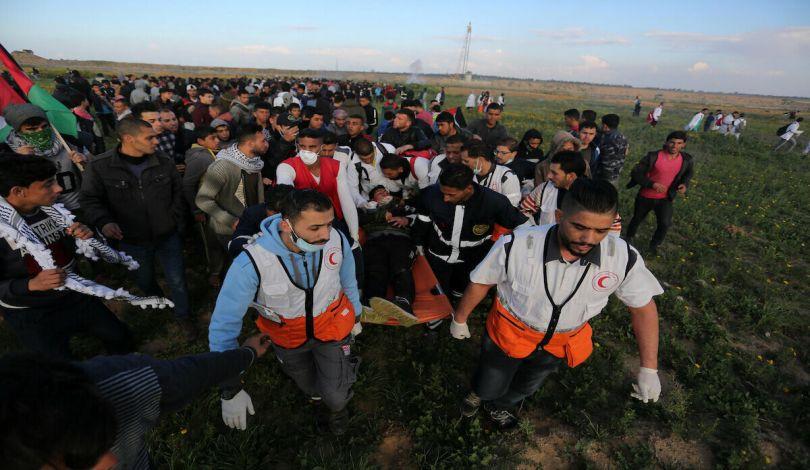 Rapporto sulla GMR: nel 2019, Israele ha ucciso 215 palestinesi e ne ha feriti 19.000