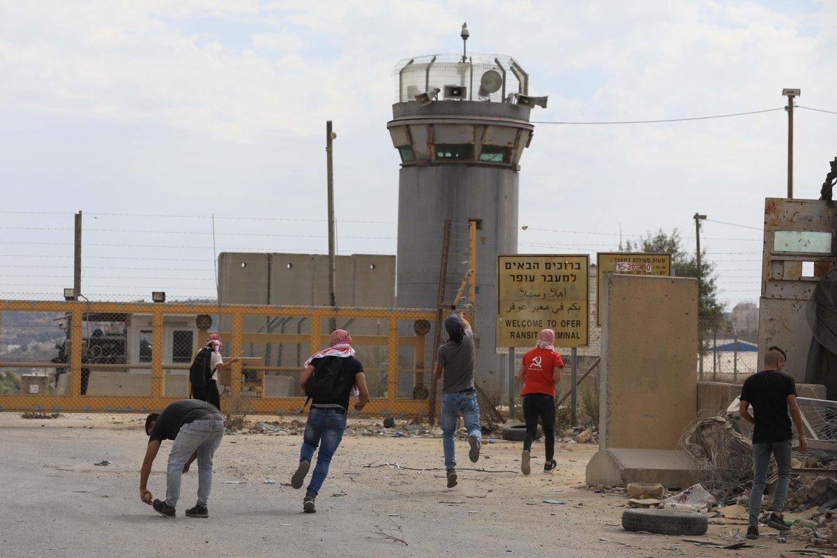 Nel 2019 Israele ha trasferito 379 minori nel carcere di Ofer e imposto multe per 148.000 dollari