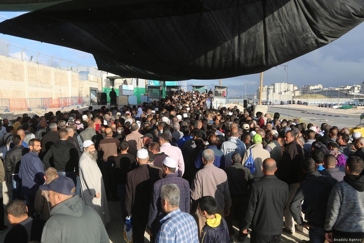 Respinta la maggior parte delle domande di cittadinanza dei Palestinesi di Gerusalemme est