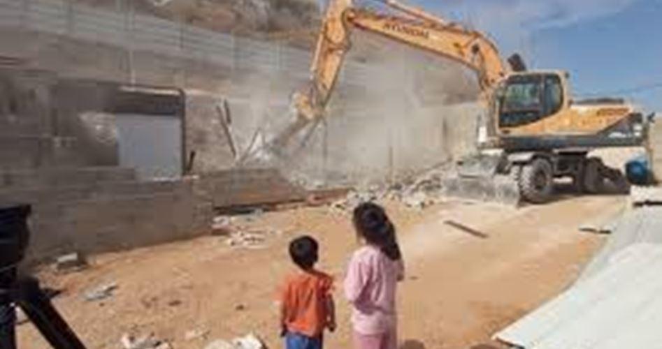 Famiglia gerosolimitana rimane senza tetto a causa di demolizione casa imposta da Israele