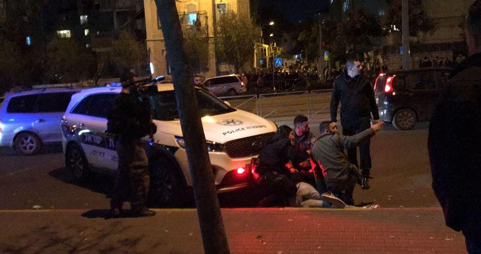 Gerusalemme, 14 Palestinesi arrestati dalle forze di occupazione