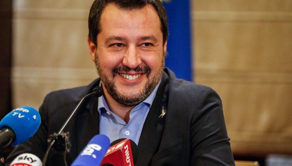 L'UE dovrebbe vietare il BDS in Europa, afferma Salvini