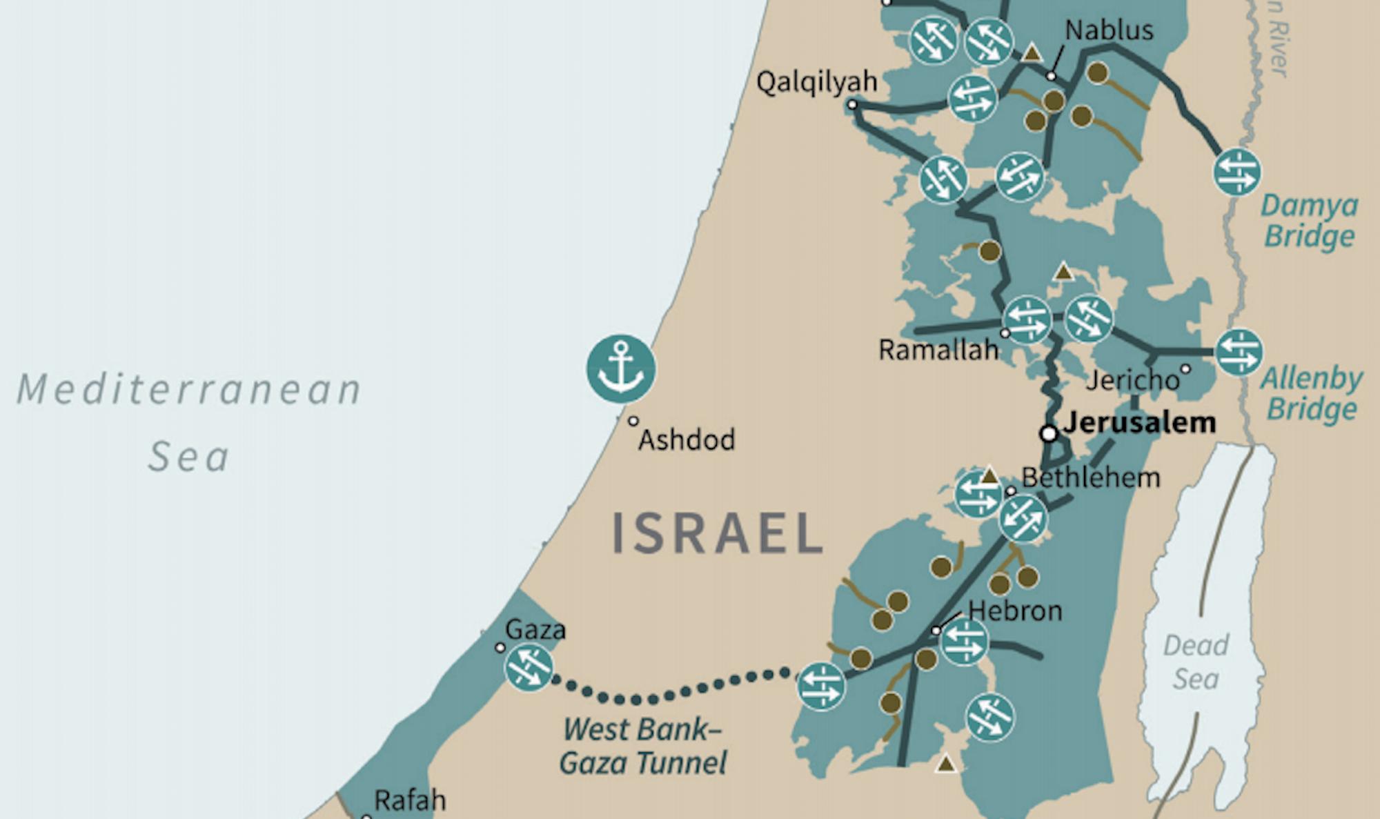 L'Accordo del Secolo è l'Apartheid