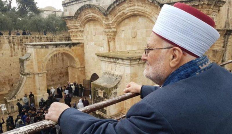Shaykh Ikrima Sabri nuovamente espulso da al-Aqsa