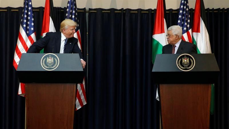 I palestinesi mettono in guardia Israele e gli USA mentre Trump sta discutendo il nuovo 'piano per la pace'
