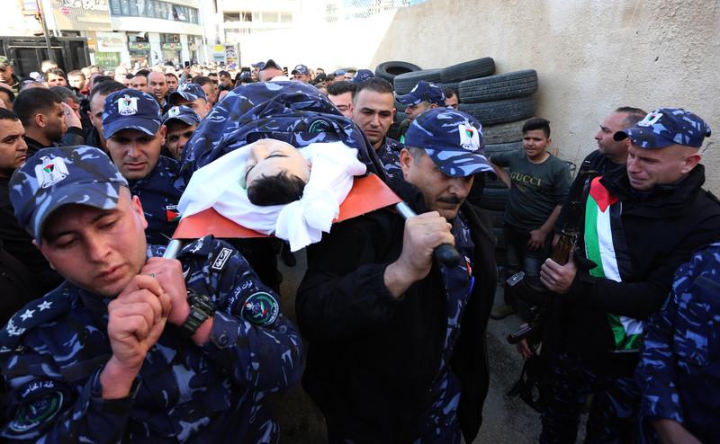 Israele uccide 4 Palestinesi in Cisgiordania