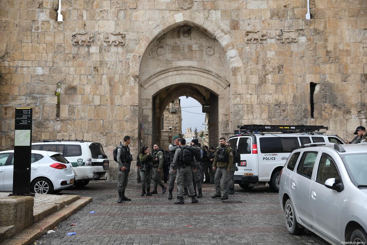 Polizia israeliana uccide palestinese a Gerusalemme