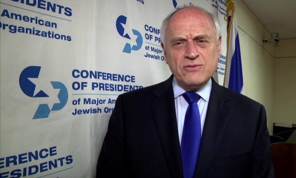 Organizzazione centrale ebraica visita Arabia Saudita