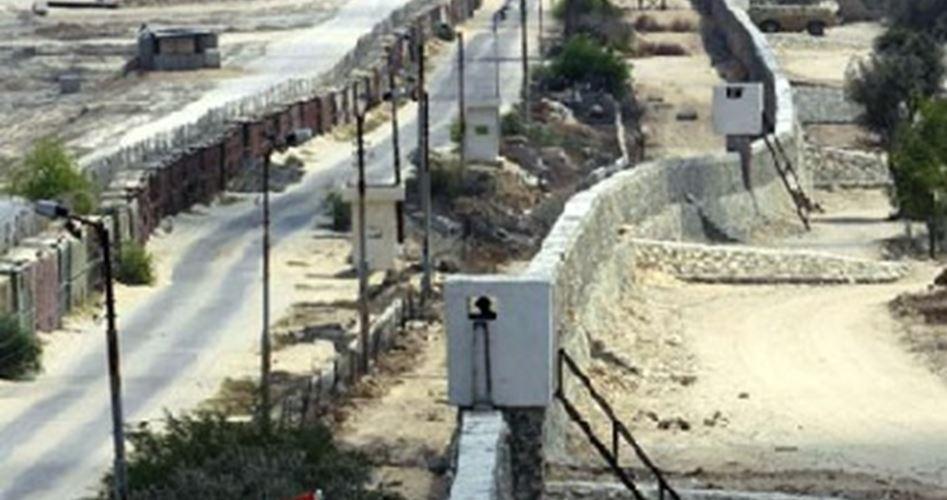 L'Egitto inizia la costruzione di un nuovo muro di confine con la Striscia di Gaza